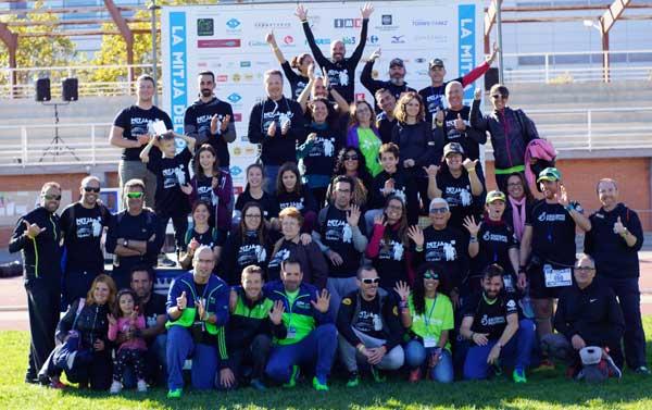 IV Mitja Marató del Prat de Llobregat (II) 06-11-2016