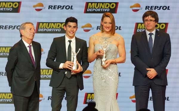 69 Gran Gala MD - Mundo Deportivo 2016,  24-01-2017