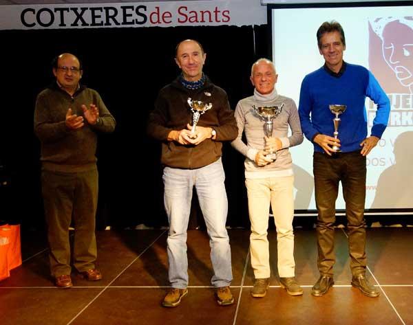 Entrega Premios 38e Cros Popular de Sant 2016, 14-01-2017