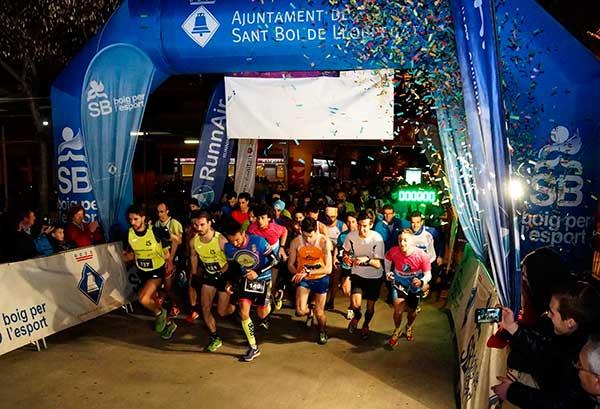 3a Cursa Nocturna Vente Pa´Ka de Sant Boi de Llobregat 5km 25-03-2017